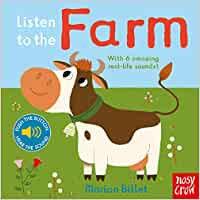 Listen to the Farm (Boardbook)