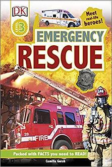 Emergency Rescue: Meet Real-life Heroes (DK Readers Level 3)
