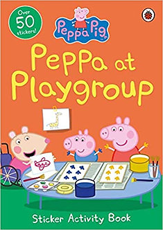 Peppa at Playgroup