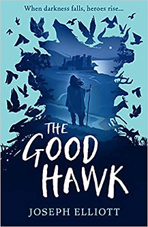 The Good Hawk (Shadow Skye, Book One) (Shadow Skye 1)