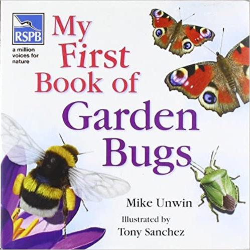 My First Book of Garden Bugs