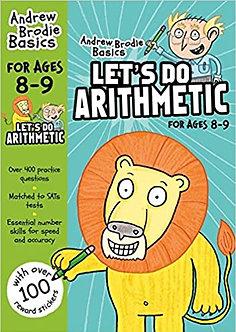 Let's do Arithmetic 8-9 (Mental Maths Tests)