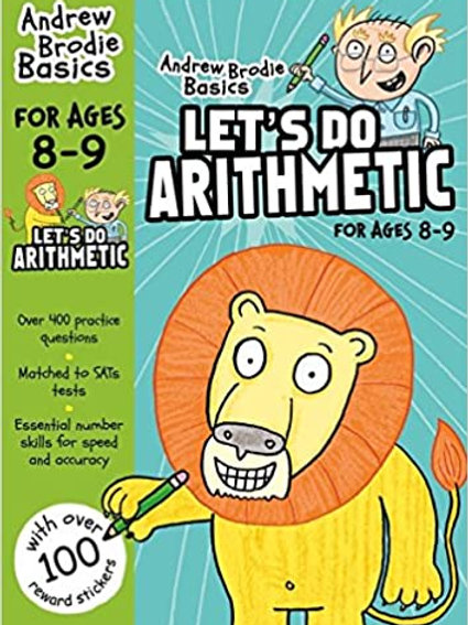 Let's do Arithmetic 8-9 (Mental Maths Tests)