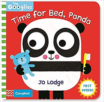 Time for Bed, Panda (The Googlies)