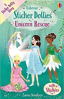 Unicorn Rescue (Sticker Dolly Stories)