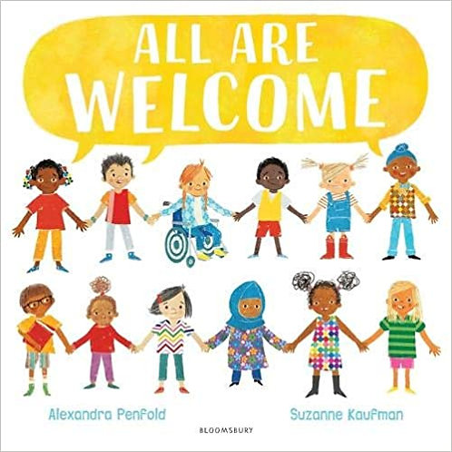 All Are Welcome Paperback