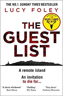 The Guest List: The No 1 bestseller and the biggest crime thriller of 2020 from