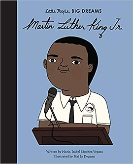Martin Luther King, Jr. (Little People, BIG DREAMS, Band 33)
