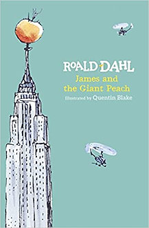 James and the Giant Peach Hardcover