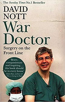 War Doctor: Surgery on the Front Line Paperback