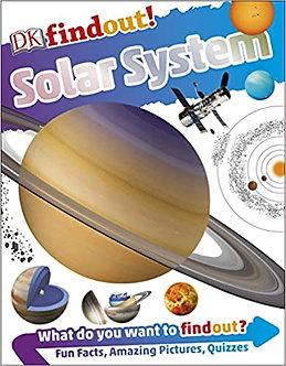 DKfindout! Solar System Flexibound