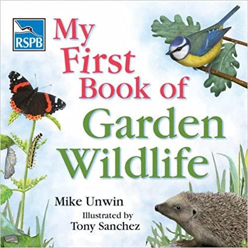 RSPB My First Book of Garden Wildlife (Rspb) Hardcover