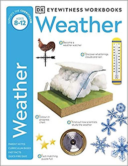 Weather (Eyewitness Workbook) Paperback