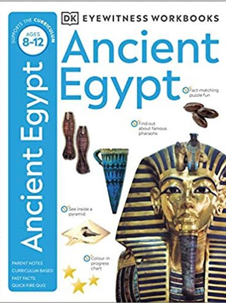 Ancient Egypt (Eyewitness Workbook)