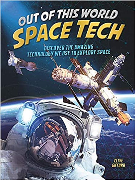 Out of this World Space Tech Hardcover