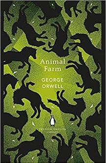 Animal Farm (The Penguin English Library) Paperback