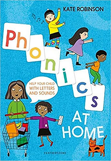 Phonics at Home: Help your child with letters and sounds Paperback