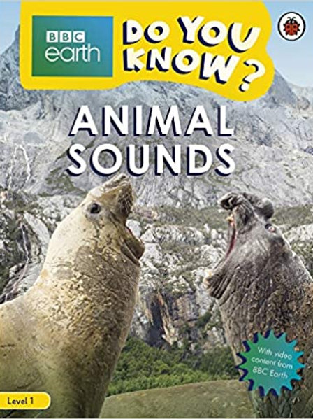 Do You Know? Level 1 – BBC Earth Animal Sounds