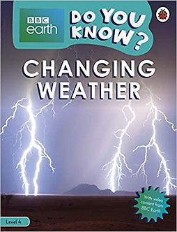 Do You Know? Level 4 – BBC Earth Changing Weather