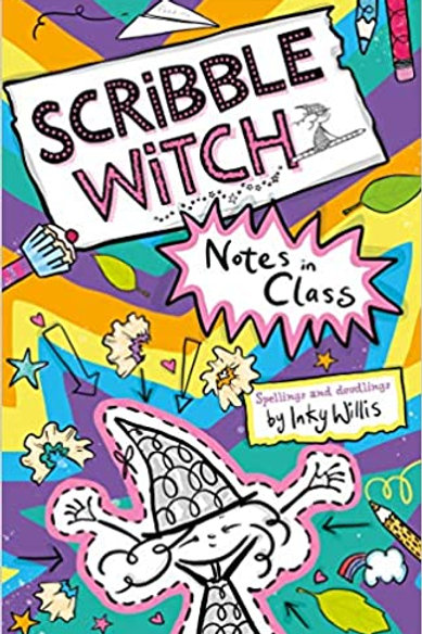 Notes in Class: Book 1 (Scribble Witch, Band 1)