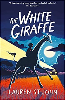 The White Giraffe: Book 1
