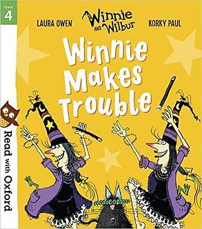 Winnie Makes Trouble