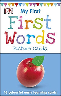 My First Words (Picture Cards)