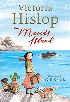 Maria's Island Hardcover