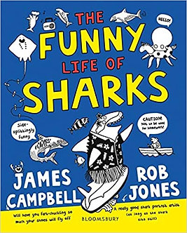 The Funny Life of Sharks Paperback