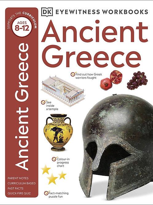 Ancient Greece (Eyewitness Workbook)
