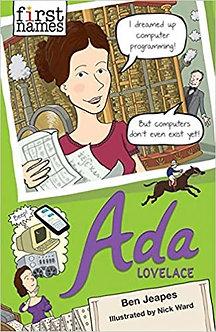 ADA: (Lovelace) (First Names)