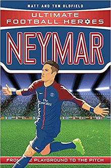 Neymar (Ultimate Football Heroes) - Collect Them All!: F.C. Barcelona