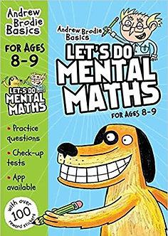 Let's Do Mental Maths 8-9