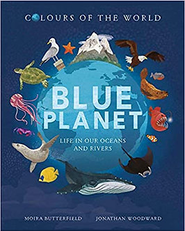 Colours of the World: Blue Planet
