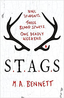 STAGS: Nine students. Three blood sports. One deadly weekend