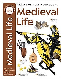Medieval Life (Eyewitness Workbook)