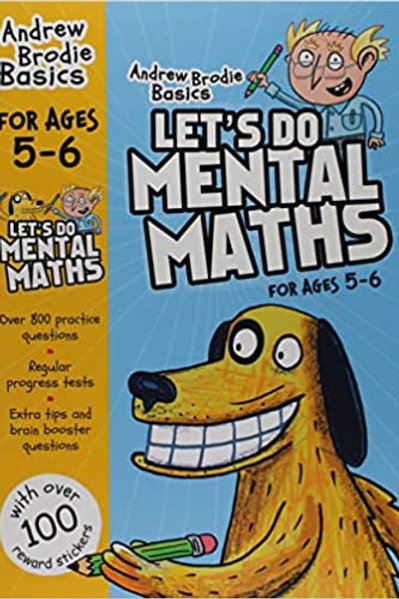 Let's do Mental Maths for ages 5-6: For children learning at home