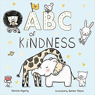 ABC of Kindness Board book