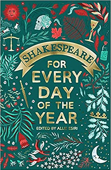 Shakespeare for Every Day of the Year Hardcover