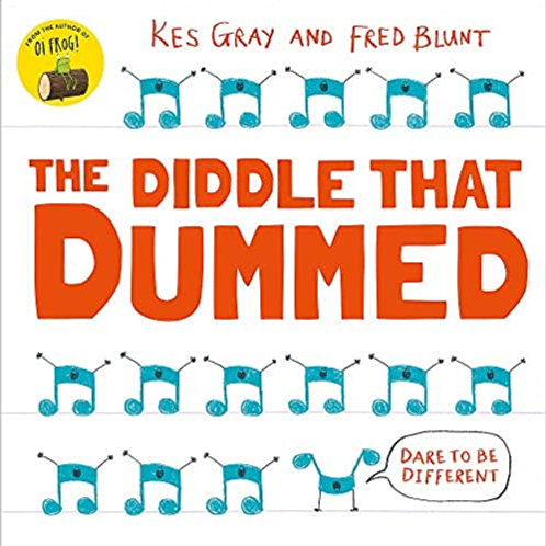 The Diddle That Dummed Paperback