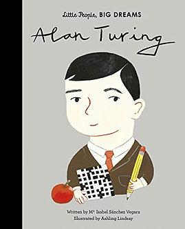 Alan Turing (Little People, BIG DREAMS Book 38)