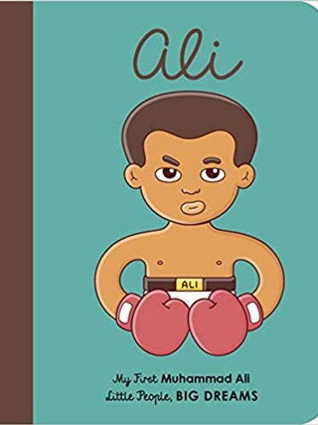 Ali Board Book