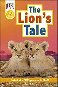 The Lion's Tale (DK Readers Level 2) Hardcover