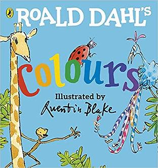Roald Dahl's Colours Board book