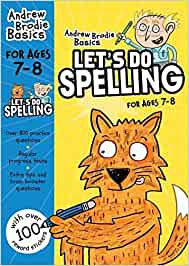 Let's do Spelling 7-8: For children learning at home