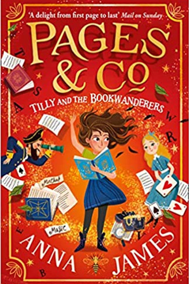 Pages & Co.: Tilly and the Bookwanderers (Pages & Co., Book 1) Paperback