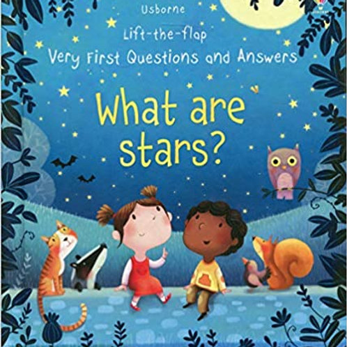 What are Stars? (Very First Lift-the-Flap Questions & Answers)
