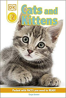 DK Reader Level 2: Cats and Kittens (Dk Readers Level 2)