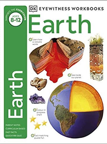 Earth (Eyewitness Workbook)
