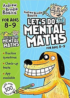 Let's do Mental Maths for ages 8-9: For children learning at home